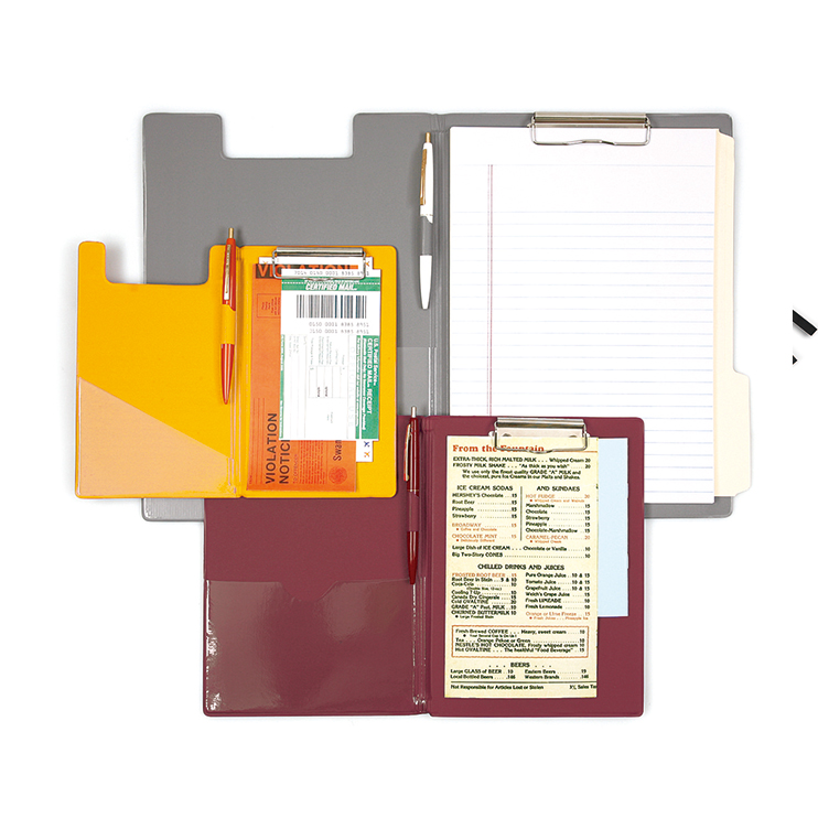 オフィス用品の定番、PENCOの二つ折りクリップボード