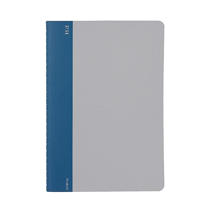 表紙の質感を楽しむノートブック