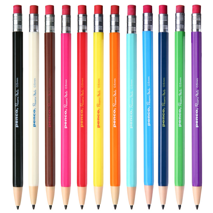 鉛筆みたいなシャープペンシル
