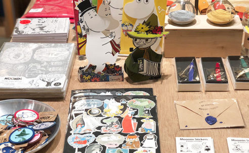 Moomin Fair開催中!