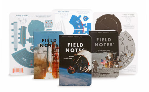 FIELD NOTES限定エディション「Theree Missions」新発売