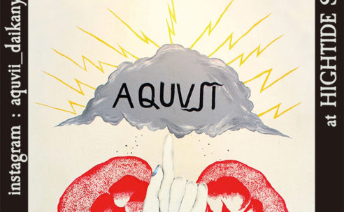 "shed shop ""Aquvii"" in Fukuoka at HIGHTIDE STORE"