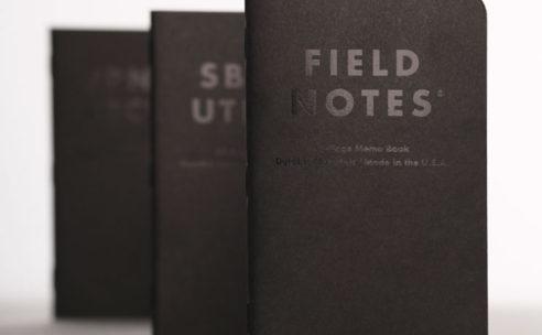 FIELD NOTES限定エディション「Clandestine」新発売