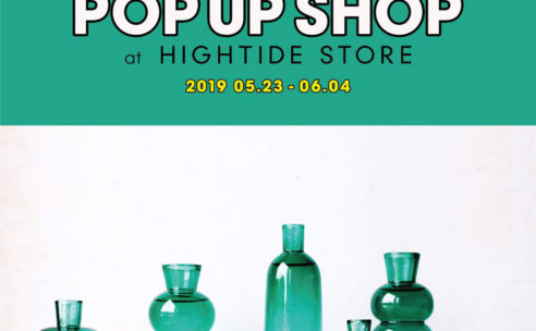 TOUMEI POP UP SHOP