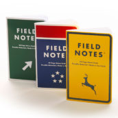 FIELD NOTES限定エディション「Mile Marker」新発売