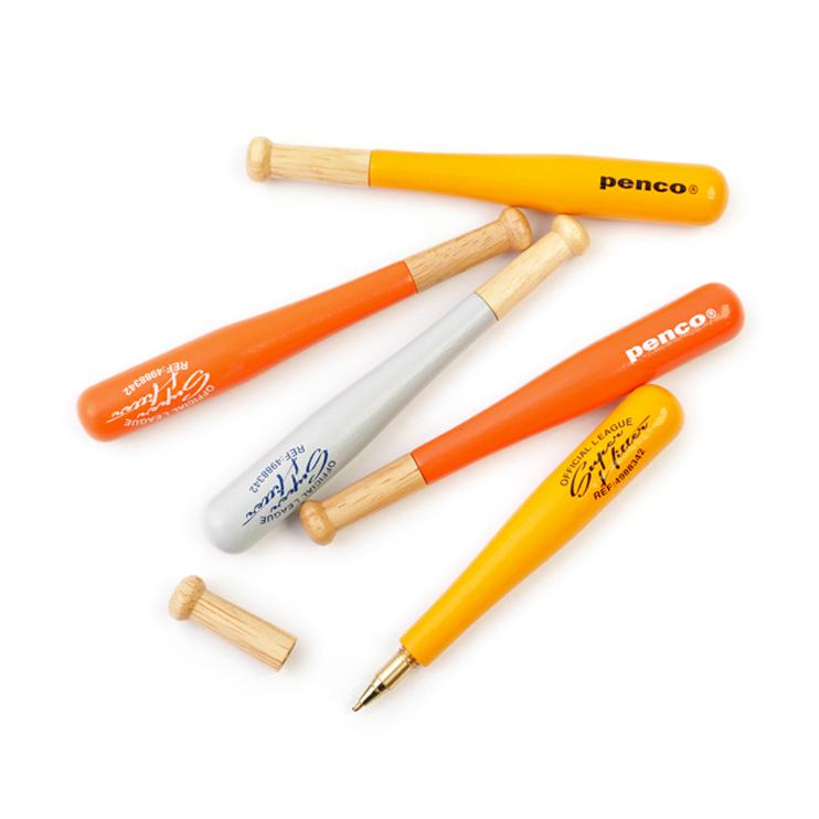 野球好きにはたまらないボールペン