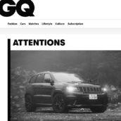 WEBマガジン「GQ japan」