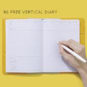 自由度の高い新フォーマット「B6 FREE VERTICAL-T type」