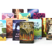 FIELD NOTES限定エディション「NATIONAL PARKS」新発売