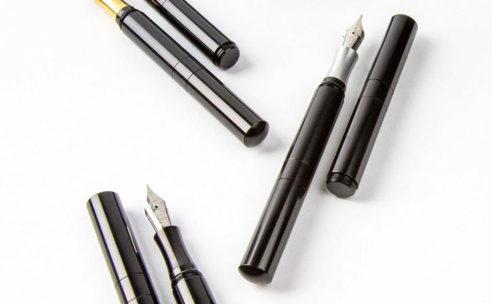 SCHONDSGNより待望の万年筆「Short Pocket Pen」新発売