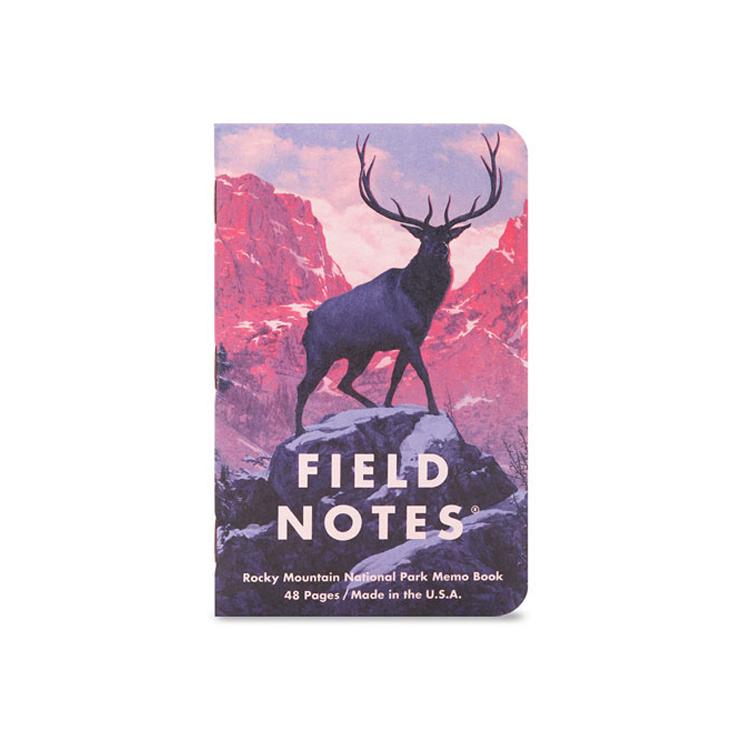 アメリカの国立公園がモチーフの限定エディション