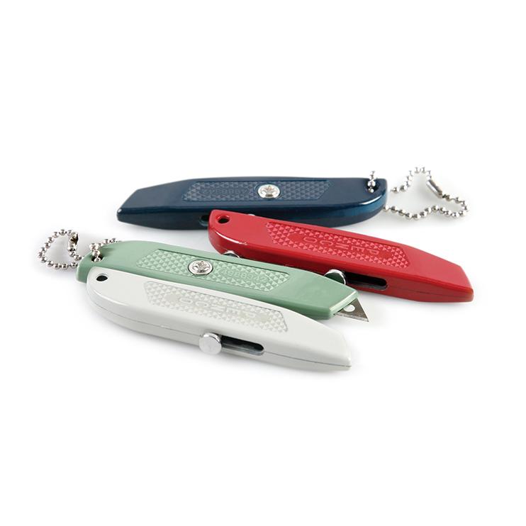 郵便物の開封などちょっとした用途に便利なカッターナイフ