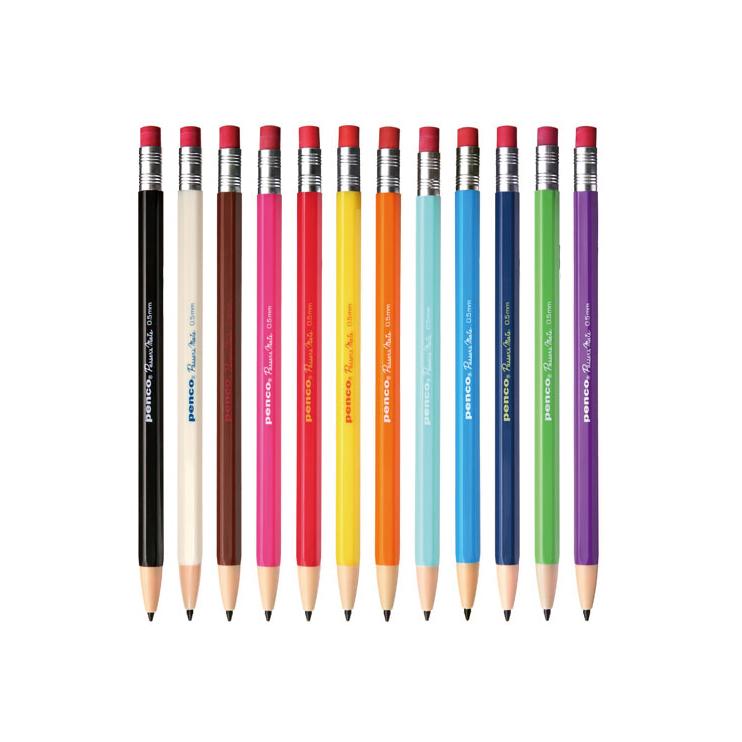 見た目から書き心地までまさに鉛筆のようなシャープペンシル