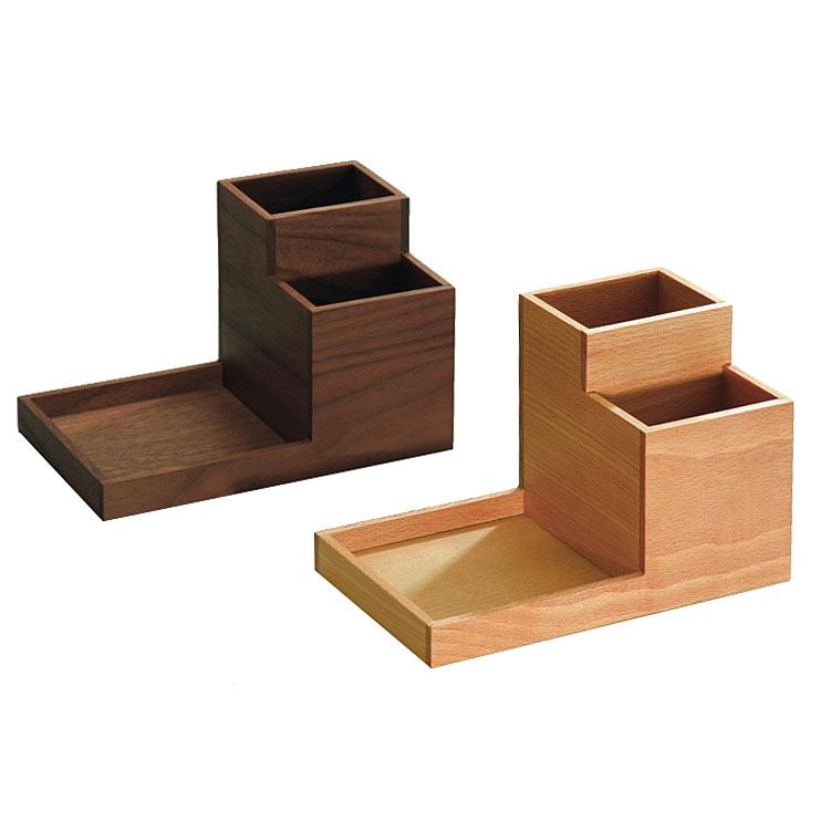文具の形を選ばず収納できるペンスタンド