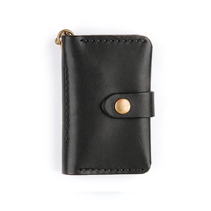 カードと鍵を一緒に収納できる機能派カードケース
