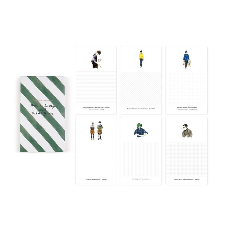 イラストレーター 楊謹瑜(Vita Yang)とのコラボシリーズ