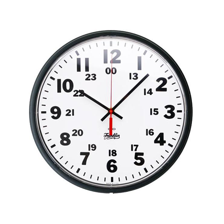 アメリカの老舗時計メーカーFRANKLINのウォールクロック