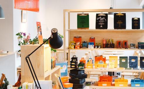 penco POP UP SHOP @MINOU BOOKS&CAFE