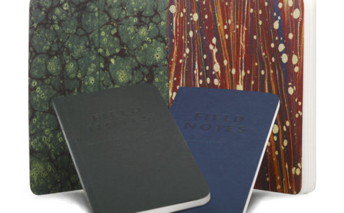 FIELD NOTES限定エディション「End Papers」新発売