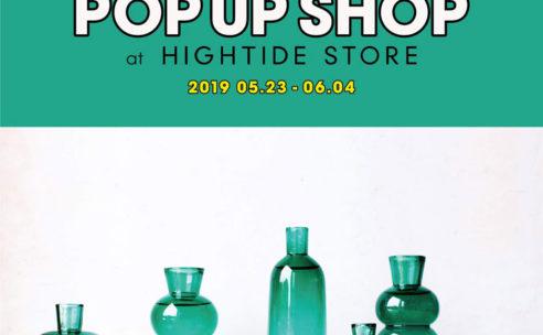 TOUMEI POP UP SHOP