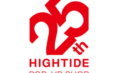 HIGHTIDE 25th POP UP SHOP @梅田 蔦屋書店