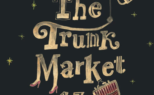 11月9日(土)10日(日)The Trunk Market 13th