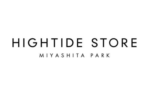 7月28日(火)東京・渋谷に直営店「HIGHTIDE STORE MIYASHITA PARK」をオープンします