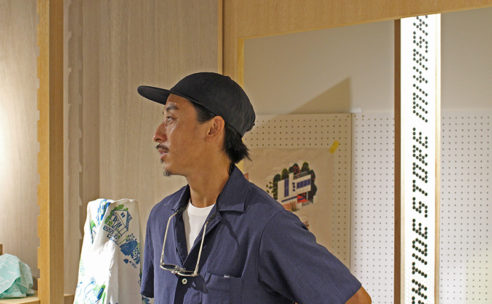 企画展「TINY DWELL」開催。アーティスト・佐々木亮平へインタビュー