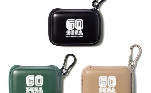 SEGA設立60周年を記念したコラボグッズを製作