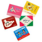 人気ブランド〈ニューレトロ〉より新商品の「紙せっけん」と「ミニ水筒」が登場!