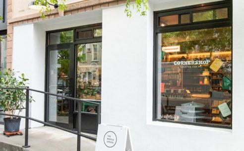 N.Y.に新たな直営店「CORNERSHOP」オープン