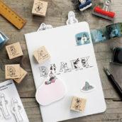 MOOMINシリーズより文房具4種 新発売