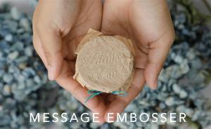 MESSAGE EMBOSSER